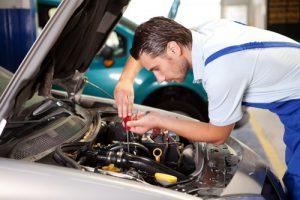 آیا خودرو من به سرویس دهی نیاز دارد؟
