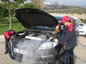موتورشویی خودرو در شیراز