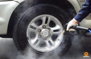 کارواش نانو بخار در شیراز